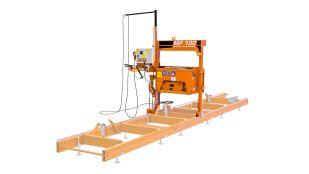 МР100 Строгальное устройство для ленточной пилорамы