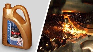 Wood-Mizer mineral oil for sharpener
