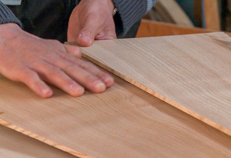 With Wood-Mizer thinker blades you can produce lamellas 7mm thick