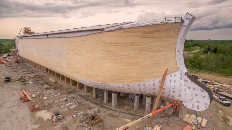 Ark Encounter Building